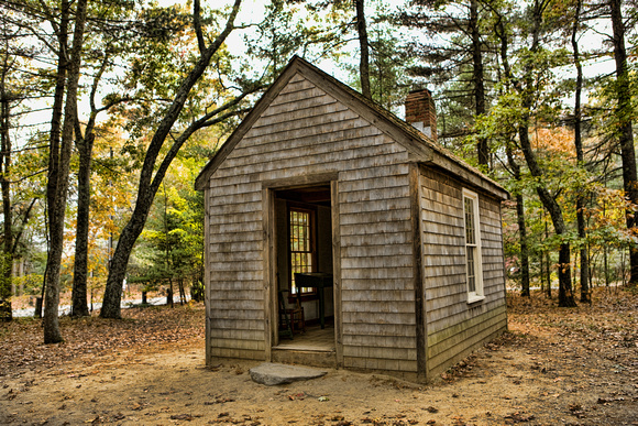 Focus Firm Photography Walden Pond Thoreau S House On